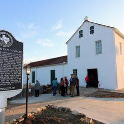 Photo Of Landmark Inn State Historical Castroville Tx United States