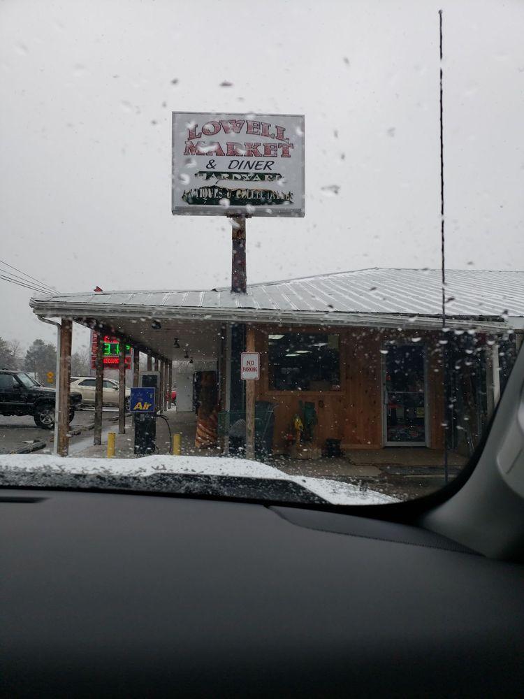 Lowell Market: Hc 73 Box 169A, Talcott, WV