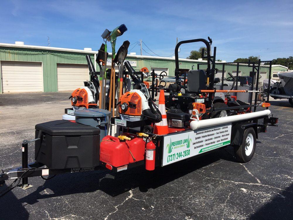 Preferred Lawn Services Of Florida: 5250 95th St N, Saint Petersburg, FL