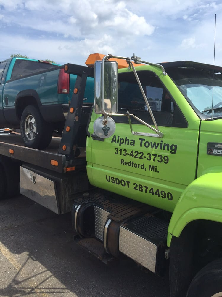 Towing business in Franconia, PA