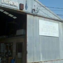 San Jose Diesel Electric Auto Repair 641 Kings Row