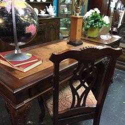 Photo Of Eddieu0027s Antiques   San Antonio, TX, United States. Beautiful Desk  With