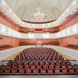 Stadttheater Amberg - Performing Arts - Schrannenplatz 8