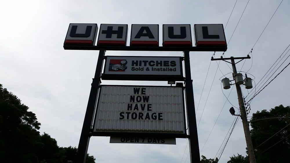 U-Haul Moving & Storage at Washington Blvd: 1052 Washington Blvd, Pittsburgh, PA