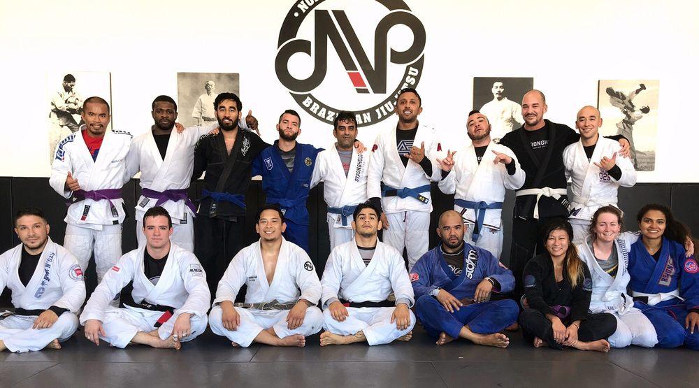 North Park Brazilian Jiu Jitsu