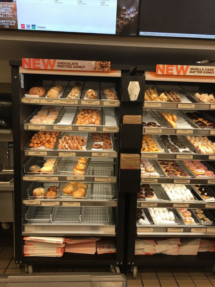 Dunkin' Donuts: 11001 Manklin Creek Rd, Berlin, MD