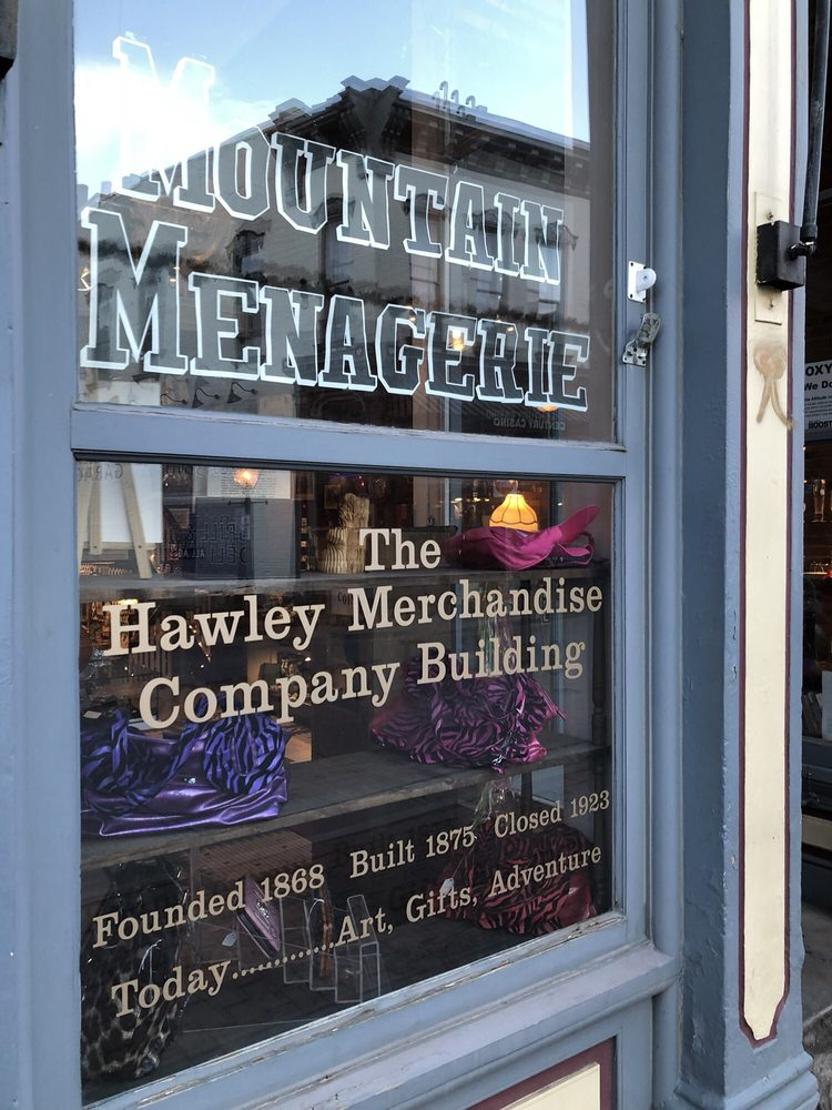 Mountain Menagerie: 121 Main St, Central City, CO