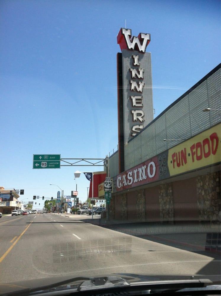 Winners Gaming: 610 Melarkey St, Winnemucca, NV