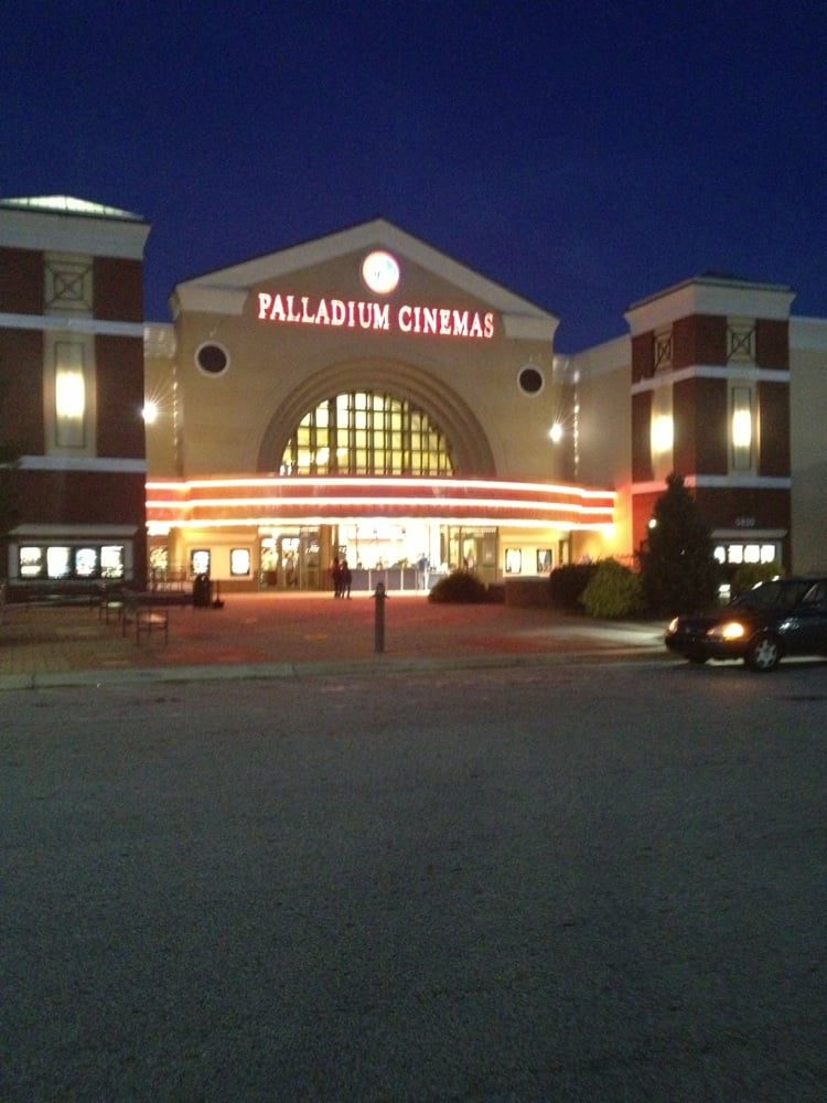 Regal Palladium Cinemas 14 Cinema High Point Nc Yelp