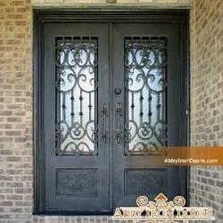 Photo of Abby Iron Doors - Norcross GA United States & Abby Iron Doors - Door Sales/Installation - 1420 Oakbrook Dr ...