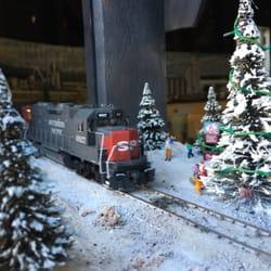 Photo of Christmas Tree Lane Model Train House - Altadena, CA, United States