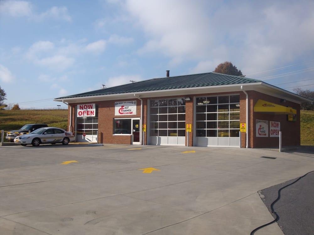 Fast Change Lube & Oil: 438 Porterfield Hwy SW, Abingdon, VA