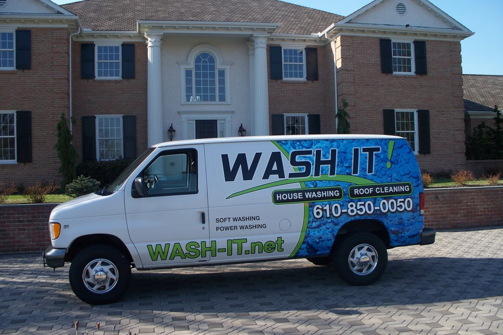Wash It Services: Gilbertsville, PA