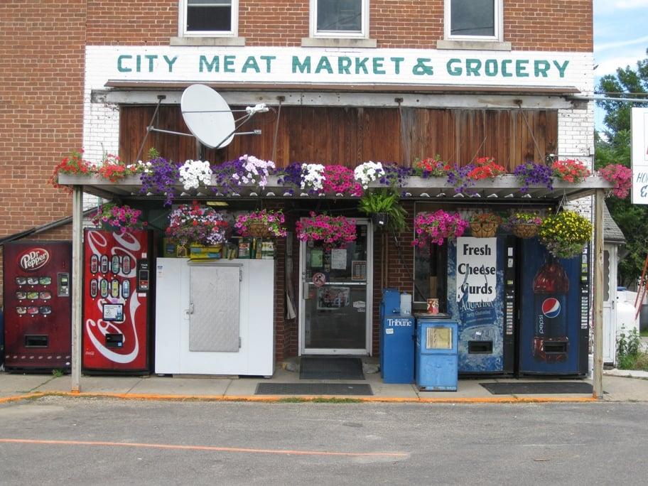City Meat Market: 199 Railroad Ave NW, New Albin, IA