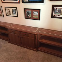 Photo Of Zongkers Custom Furniture U0026 Cabinetry   Omaha, NE, United States.  Beautiful