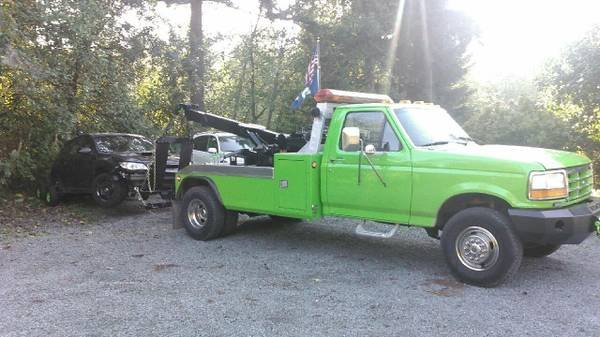 Towing business in Lake Oswego, OR