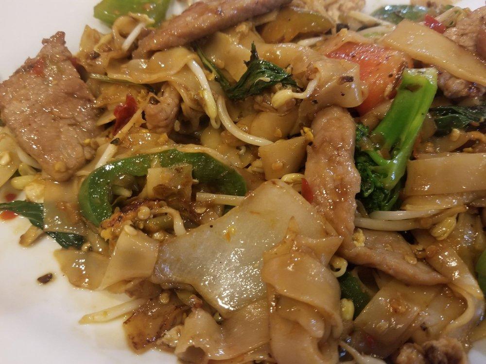 Yum Yum Thai: 1201 N Hohart St, Pampa, TX