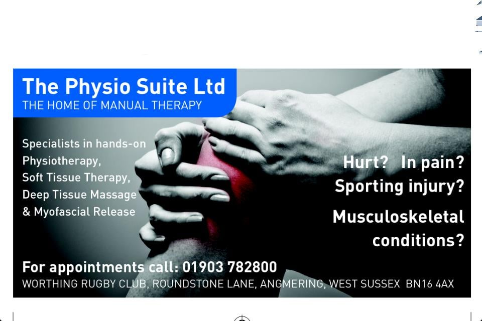 The Physio Suite - Massage - The Rugby Park Roundstone Lane
