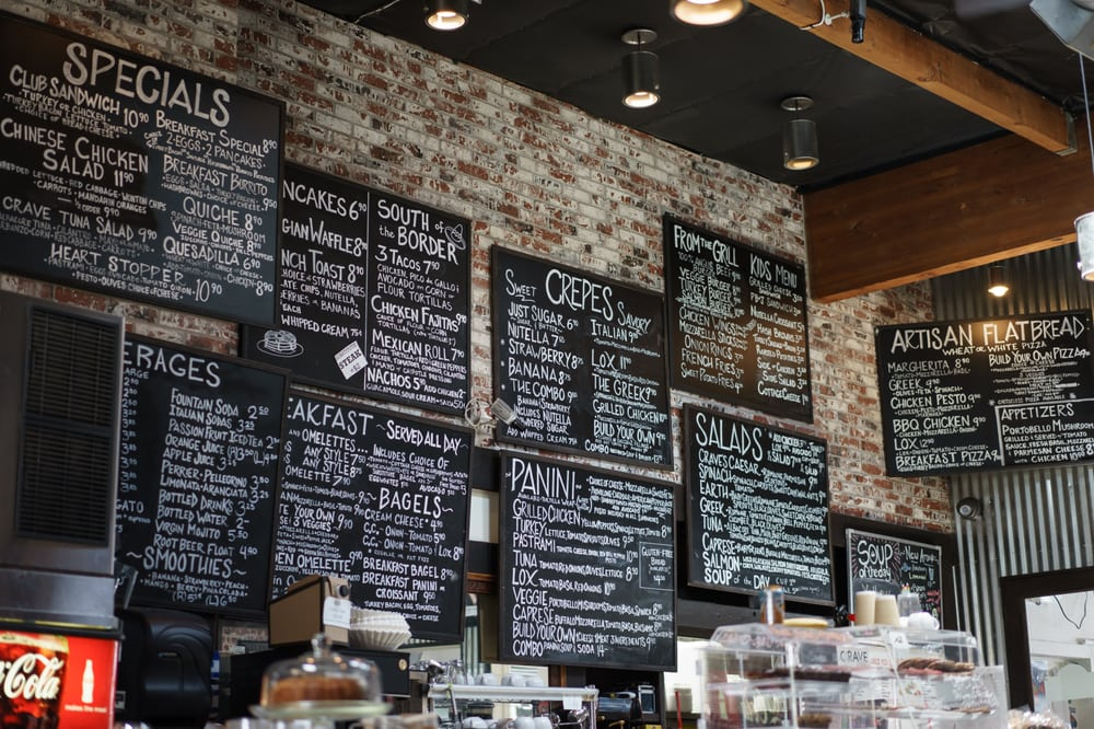 Crave Cafe Studio City Address
