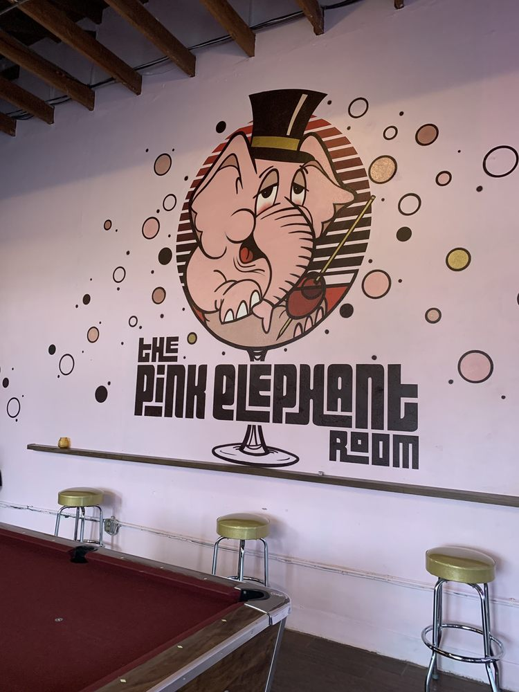 The Pink Elephant Room: 4218 Washington Ave, Houston, TX
