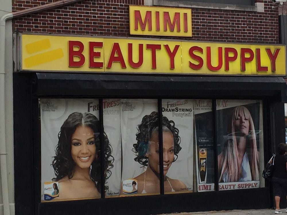 Mimi Hair Supplies: 321 Main St, Orange, NJ