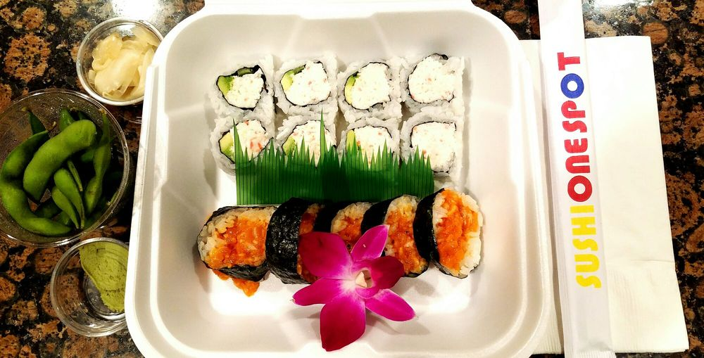 Sushi One Spot