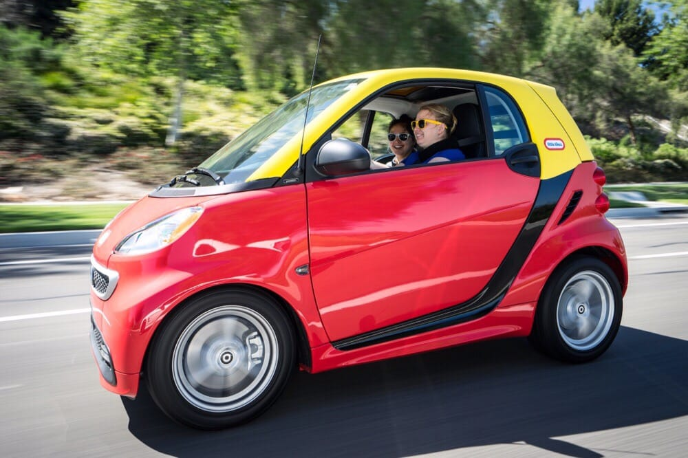 Little Tikes Inspired Smart Car Wrap Yelp