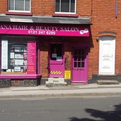 Sana beauty salon 12 photos hair salons 3a poplar for Hair salon birmingham