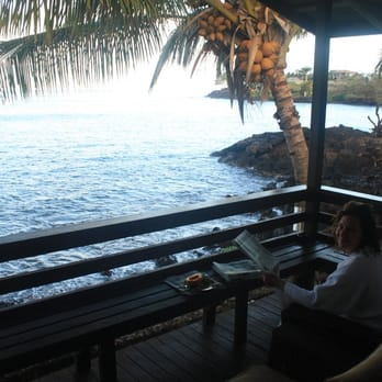 Photo Of Makena Oceanfront Cottage Khei Hi United States Breakfast On The