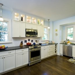 Photo Of Clawson Cabinets   Maplewood, NJ, United States. Kemper Cabinetry,  White