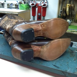 Shoe Repair Longmont