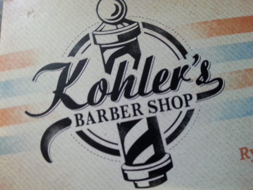 Photo of Kohler's Barber Shop: Hallam, PA