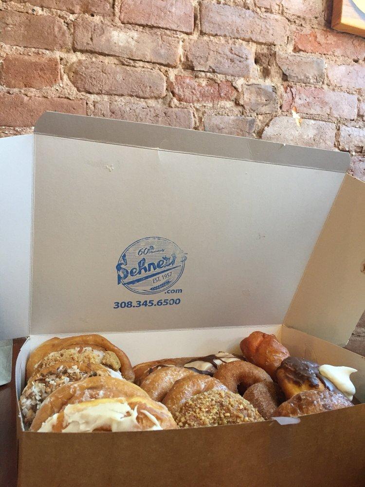 Sehnert's Bakery & Bieroc Cafe: 312 Norris Ave, Mc Cook, NE