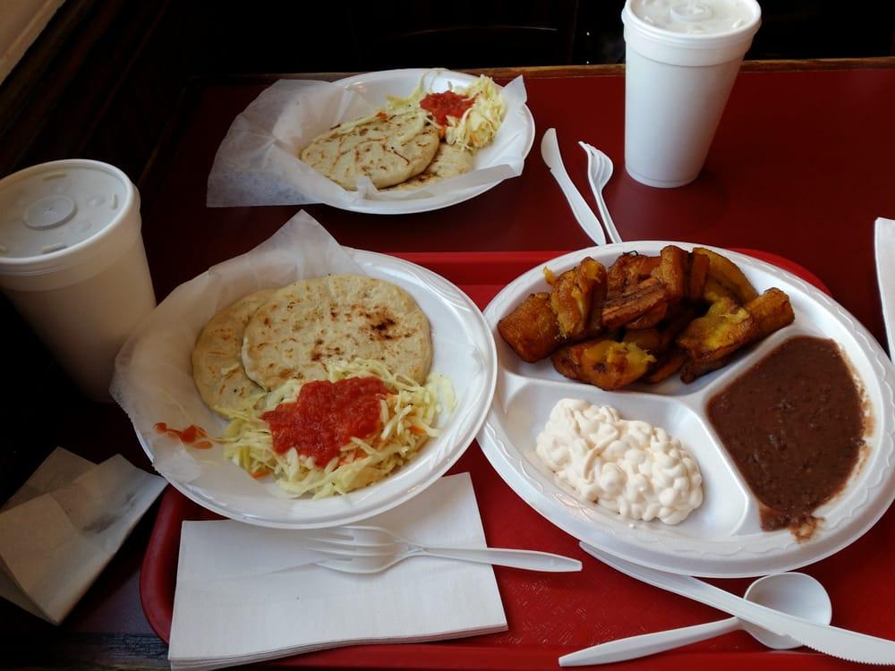 Salvadorian Food Restaurants