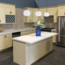 Photo Of Prime Kitchen Cabinets Port Coquitlam Bc Canada Cream With