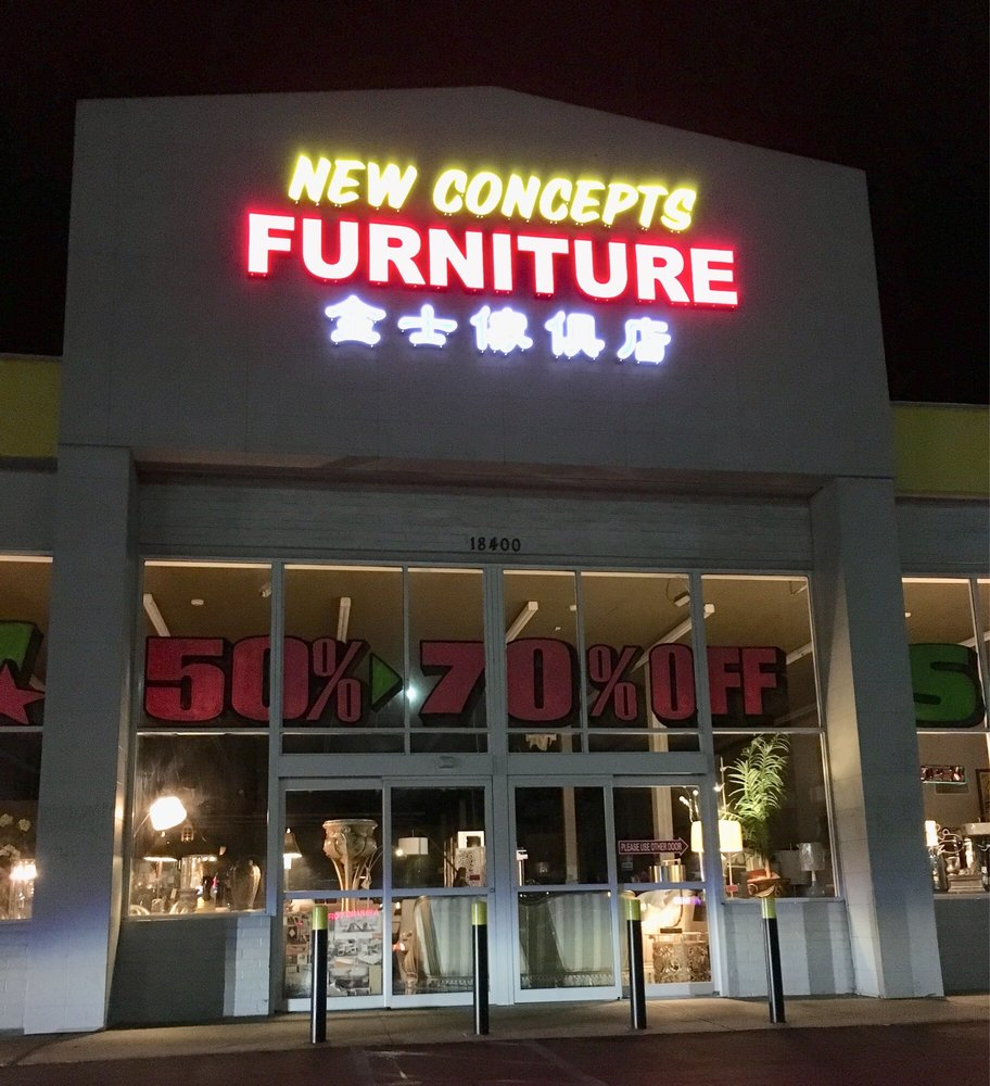 New Furniture Store: New Concepts Furniture