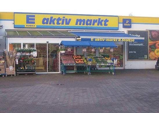 Edeka Aktiv Markt Grocery Fahrenkr N 133 Bramfeld