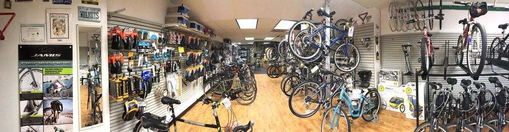 Wheel Nuts Bike Shop
