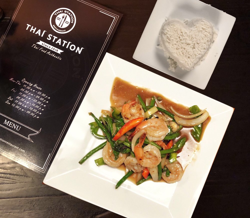 Thai Station Restaurant: 3317 E 86th St, Indianapolis, IN