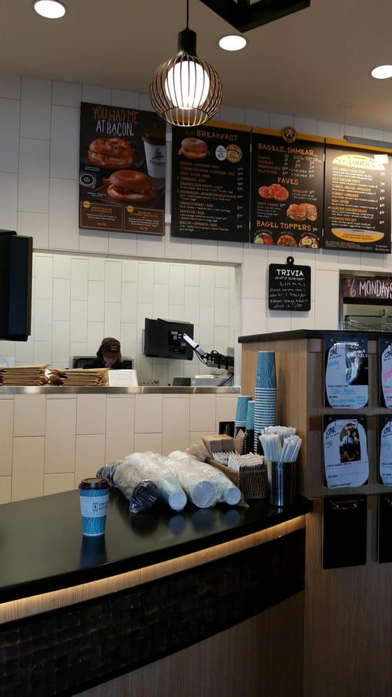 Caribou Coffee: 2101 4th St SW, Mason City, IA