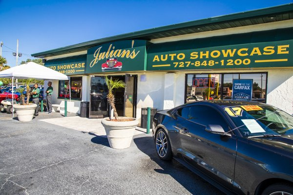 Julians Auto Showcase >> Julians Auto Showcase 6404 Us Highway 19 New Port Richey Fl Auto