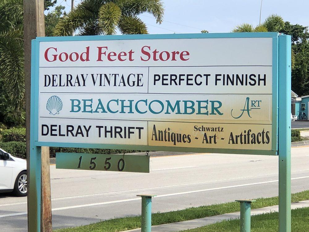 Delray Thrift: 1550 N Federal Hwy, Delray Beach, FL