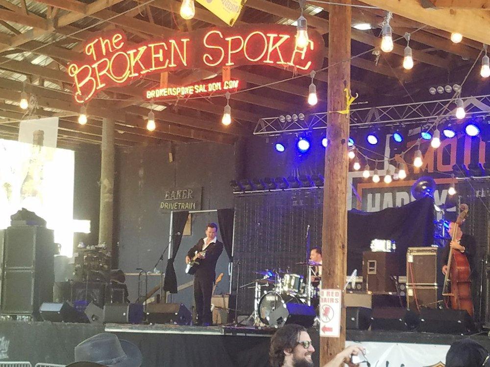 Broken Spoke Saloon: 1151 N US Hwy 1, Ormond Beach, FL