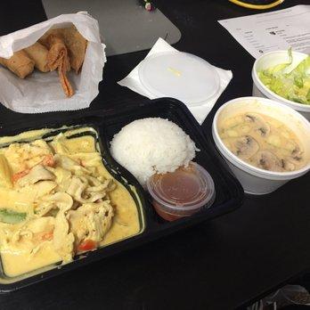 Liberty Station Thai Food