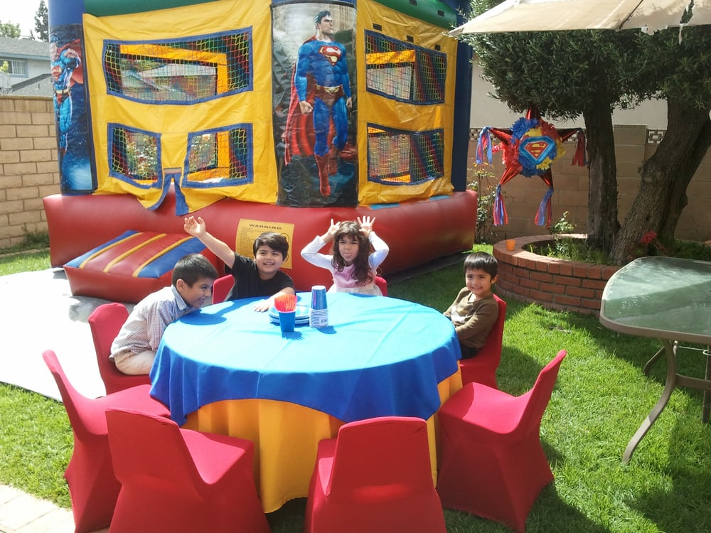 Photo Of Themes For Kids Party Al Costa Mesa Ca United States