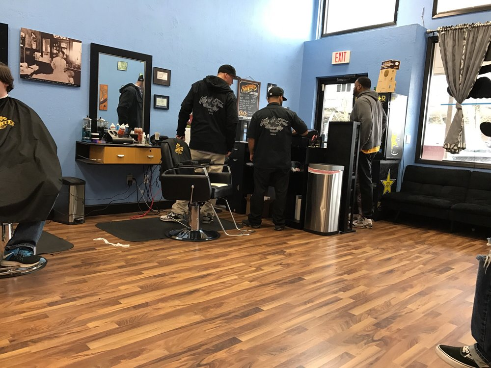 Ace of Fades Barber Shop - 10 Reviews - Barbers - 267 Commercial St SE ...
