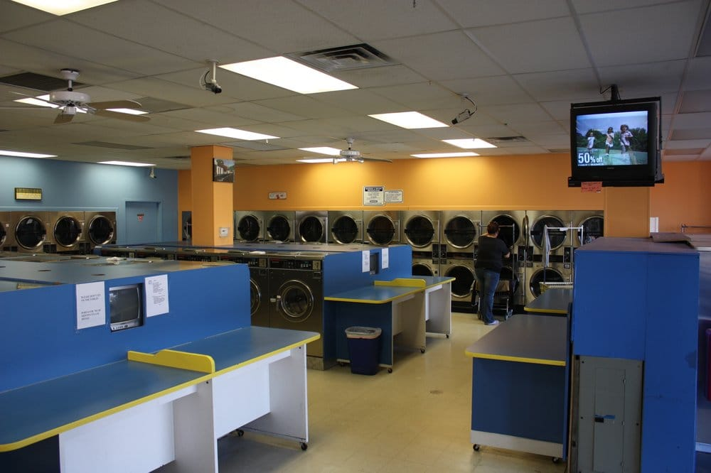 Photos For Mr Bubble Coin Laundry Yelp