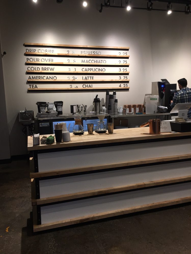 Iron + Grain Coffee House: 585 12th Ave, East Moline, IL