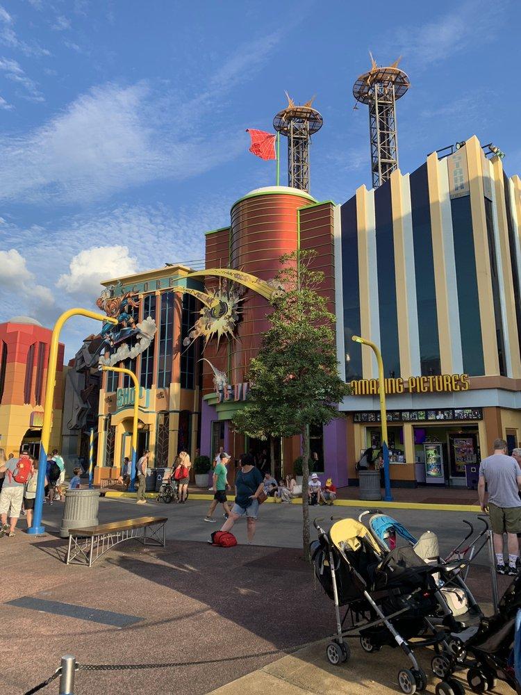 Marvel Super Hero Island: 1000 Universal Blvd, Orlando, FL