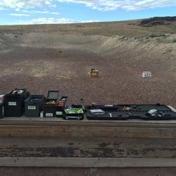 Nampa shooting range